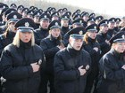 211 patrol police officers took oath in Chernihiv. PHOTOS