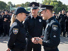 Olha Yuskevych appointed head of Kharkiv patrol police. PHOTO