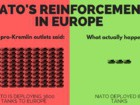 "Pro-Kremlin propaganda circulates fake about ""thousands"" of NATO tanks in Europe, - Euvsdisinfo. INFOGRAPHICS"