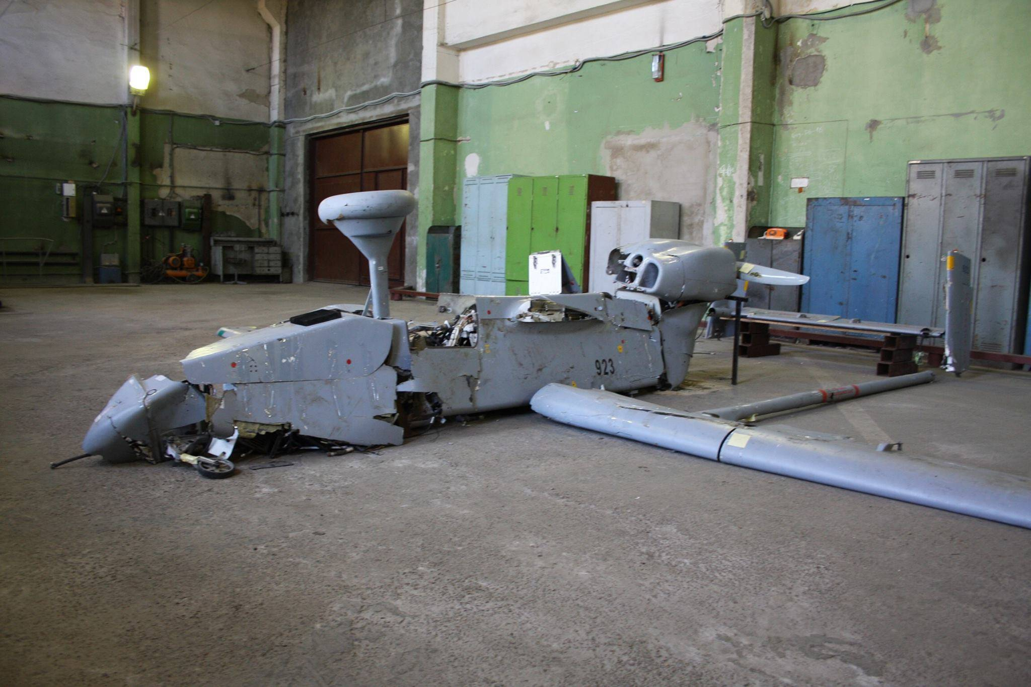 Forpost drone: Security Service of Ukraine (SBU) disclosed ...