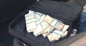 Odesa Agricultural Institute acting director nabbed accepting 500,000 hryvnia in bribe, - prosecutor`s office. PHOTOS