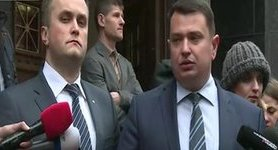No NABU member faces detention, agency Chief Sytnyk says