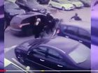 Three unidentified persons attack woman, wrestle $100,000 away from man at Kyiv`s car dealership, - media. VIDEO