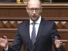 """Abromavicius under protection of my faction and government. Any attempts of pressure to be nipped,"" - Yatseniuk"