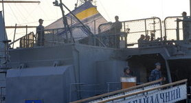 Carefully selected crews of Island-class vessels undergo training, Ukrainian Navy says. PHOTOS