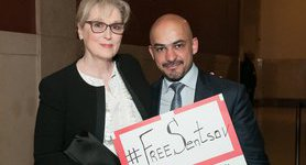 Meryl Streep supported campaign for release of Russia-imprisoned director Sentsov. PHOTO
