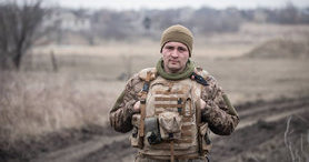 Ukrainian marine Fedorov fatally injured in Donbas on June 27 to be buried in Cherkasy region tomorrow. PHOTO