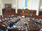 Deputy Speaker Syroid closes morning session of Verkhovna Rada: no bills voted today. PHOTOS+VIDEO