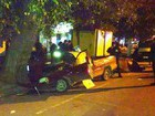 Intoxicated driver causes large-scale road accident in Odesa, kills two and wounds passer-by while escaping. PHOTOS