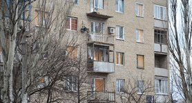 Militants shelled residential area of Krasnohorivka. PHOTOS+VIDEO