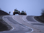 Russian army activity on border with Crimea declined, - Slobodian