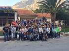 50 wounded soldiers and 150 children underwent rehabilitation in Croatia at invitation of football player Piric. PHOTOS