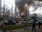 Large fire broke at Odesa market. PHOTOS+VIDEO