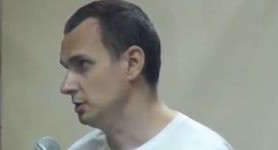 "Crimean filmmaker pleads not guilty in terrorism trial in Russia: ""This is not real trial for me. Do whatever you want"". VIDEO"
