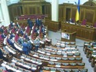 Rada adopts visa-free package law on seizure of property