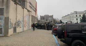 Handziuk murder: Raids underway in Kherson region in deadly acid attack probe. PHOTOS