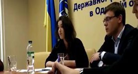 """PM holds innovations at our customs up as example, and you reprimand me for that,"" - Marushevska and Nasirov quarrel at meeting. VIDEO"
