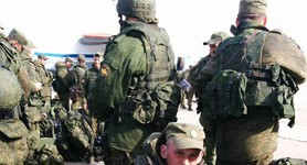 Russian Federation redeploys scouts of the 74th Independent Motorized Rifle Brigade from Novosibirsk to Luhansk by plane. PHOTOS
