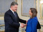 Nuland met Poroshenko: sanctions on Russia must stay in place until full implementation of Minsk