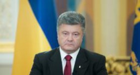 Poroshenko Dissolves Parliament and Calls for Pro-European Forces to Run as One Team in October 26 Elections