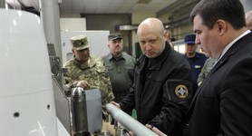 About 800 Ukrainian enterprises to be involved in munitions production, NSDC secretary says. VIDEO+PHOTOS