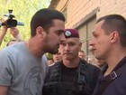 MP Deidei confronts ATO veteran, Donetsk airport defender, Special Anti-Corruption Prosecutor's Office First Deputy Head Maksym Hryshchuk. VIDEO