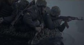 """The Ballad of Infantry"": social video dedicated to Ukrainian soldiers presented in Kyiv. VIDEO"