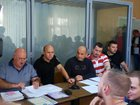 Myrhorod deputy Khachatrian arrested for two months as murder suspect. PHOTO