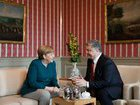 """We must return Minsk process in constructive direction,"" - Porosenko to Merkel"