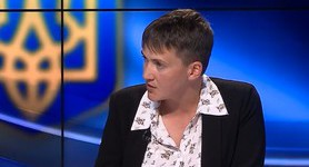 Ukraine`s Most Famous Political Prisoner Trades Hunger Strikes for Parliament: Interview with Nadiia Savchenko