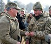 US Gen. Skaparotti attends Ukrainian marines' drills in Lviv region. PHOTOS