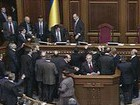 Fight in Parliament. Regions Tried to Push Through Kindergarten Russification Law. VIDEO
