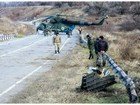 Images of Su-25 crash site released. PHOTOS