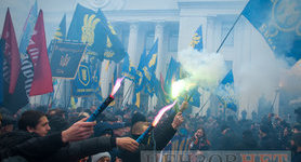 """It`s just beginning,"" - National Dignity March took place in Kyiv. PHOTOS"