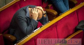 "Rada`s ""budget night"": Lawmakers doze, debate, play and take pictures. PHOTOS"